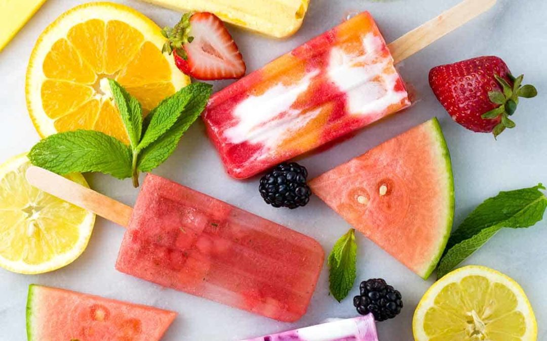 DIY Popsicles with Heather!
